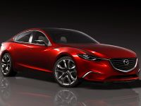 Mazda TAKERI Concept Saloon, 1 of 7