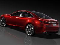 Mazda TAKERI Concept Saloon, 2 of 7