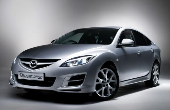 Mazda Tamura Special Edition