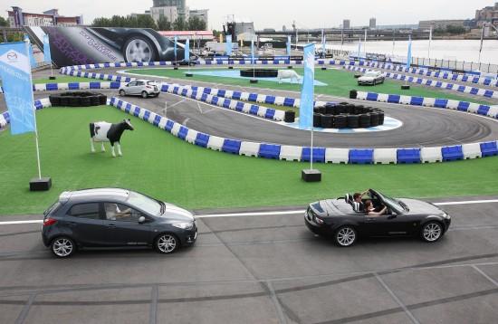 Mazda Zoom Zoom Challenge at BIMS