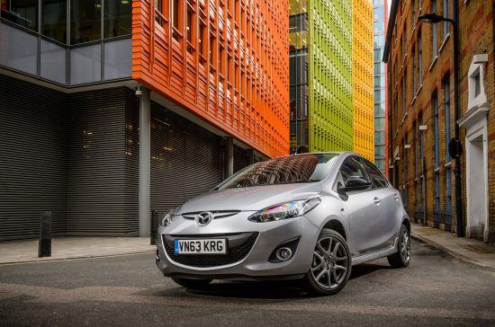 Mazda2 Sport Colour Edition