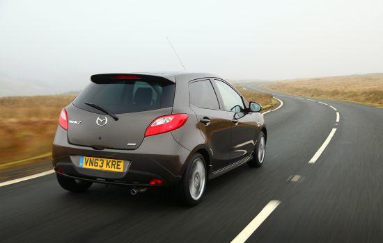 Mazda2 Sport Venture