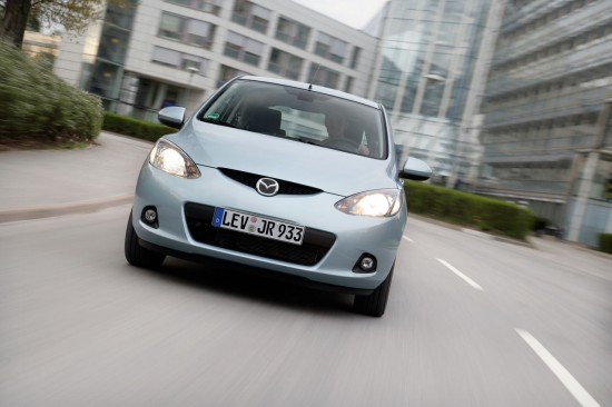 Mazda2 Three Door Diesel