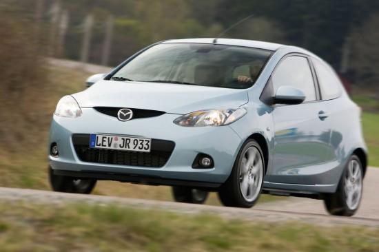 Mazda2 Three Door Diesel