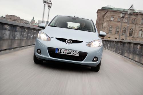 Новая Mazda2 три двери и дизель - стильный, спортивный и более доступным