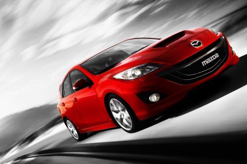 Все новые Mazda3 i-stop и Mazda3 MPS Премьера в 2009 году на Женевском автосалоне