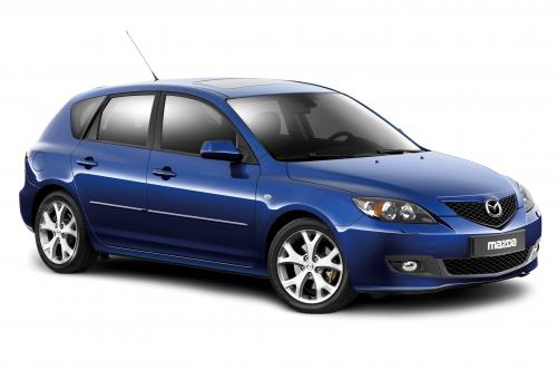 Mazda3 (2009) - picture 1 of 12