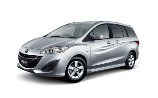 Mazda5 20CS Aero Style Touring Selection