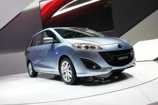 Mazda5 Geneva
