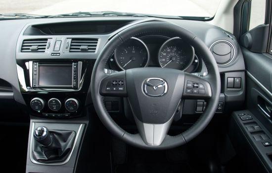 Mazda5 Venture Edition