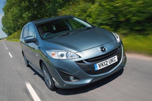 Mazda5 Venture Edition - фотографии