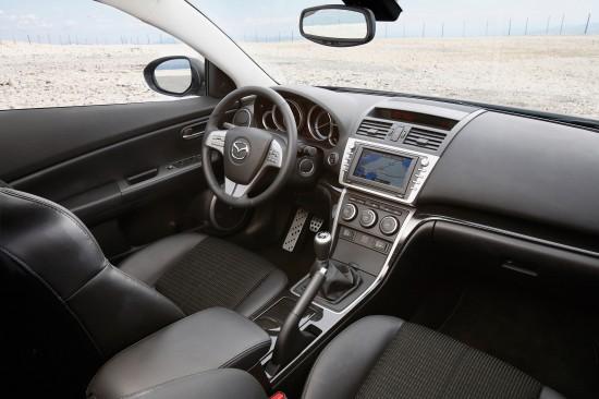 Mazda6 2.2-litre Diesel Engine