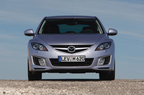 Mazda6 Новый 2,2-литровый дизельный двигатель