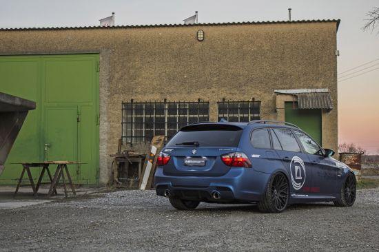 MB Individual BMW E91 335i Touring