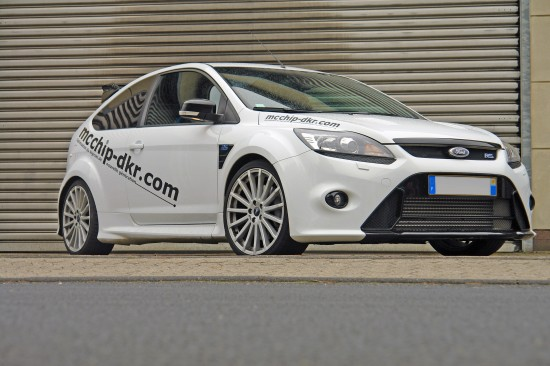 mcchip-dkr Ford Focus RS