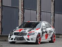 mcchip-dkr Mercedes-Benz C63 AMG, 2 of 11