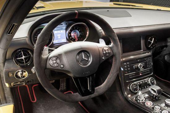 Mcchip-dkr Mercedes-Benz SLS AMG