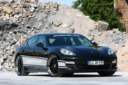 Mcchip-Dkr Porsche Panamera Diesel power upgrade