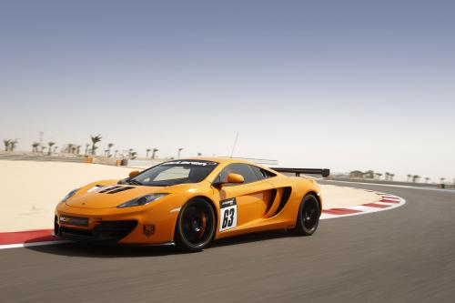 McLaren 12C GT Sprint - Track Package