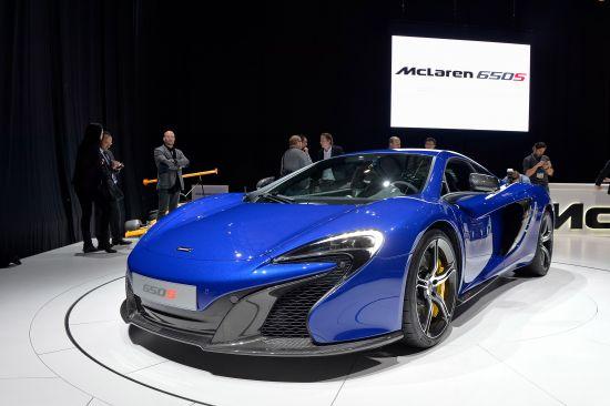 McLaren 650S Geneva