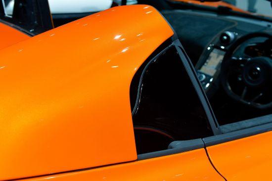 McLaren 650S Spider Geneva