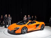 McLaren 650S Spider Geneva 2014