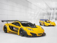 McLaren M8D Can-Am Racer And McLaren 12C GT Can-Am Edition, 2 of 3