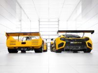 thumbnail image of McLaren M8D Can-Am Racer And McLaren 12C GT Can-Am Edition