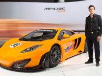 McLaren MP4-12C GT3 Conference, 3 of 26