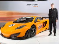 McLaren MP4-12C GT3 Conference, 5 of 26