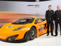 McLaren MP4-12C GT3 Conference, 7 of 26
