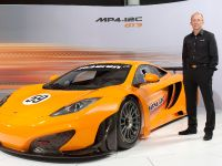 McLaren MP4-12C GT3 Conference, 8 of 26