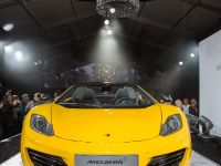 McLaren MP4-12C Spider at Pebble Beach , 1 of 5