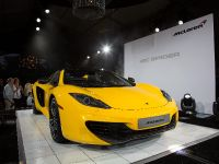 McLaren MP4-12C Spider at Pebble Beach , 2 of 5