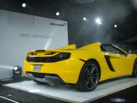 McLaren MP4-12C Spider at Pebble Beach , 5 of 5