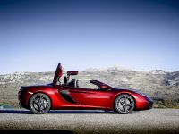 McLaren MP4-12C Spider, 6 of 14