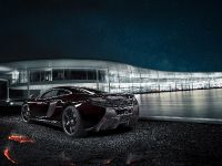 McLaren MSO 650S Coupe Concept, 2 of 7
