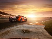 McLaren P1 in Bahrain, 8 of 10