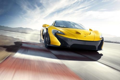 Окончательная Информация Для McLaren P1 Выявлено