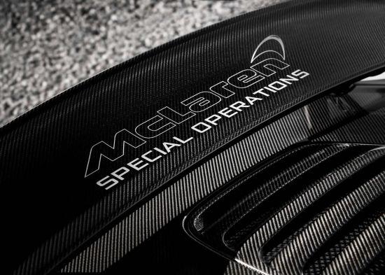 McLaren Special Operations 12C Concept