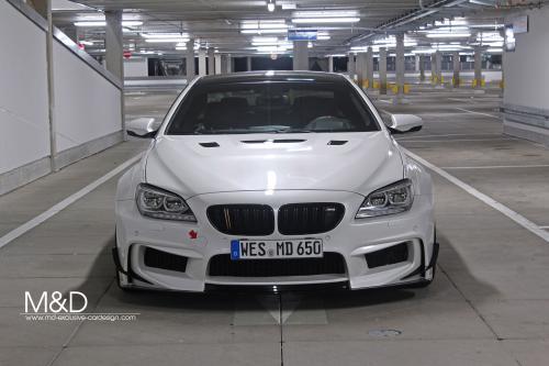 М&Д эксклюзивные Cardesign преобразует BMW 650i По в М6
