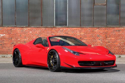 МЭС дизайн Феррари 458 Италия
