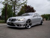 MEC Design Mercedes-Benz S550, 9 of 15
