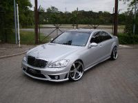 MEC Design Mercedes-Benz S550, 12 of 15