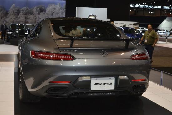 Mercedes-AMG GT Chicago