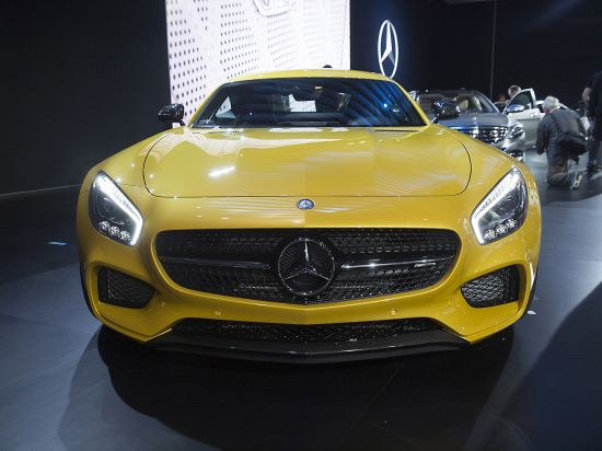 Mercedes-AMG GT Los Angeles