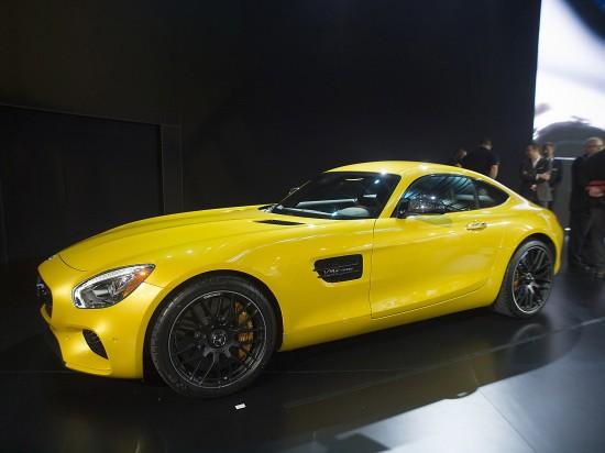 Mercedes-AMG GT Los Angeles