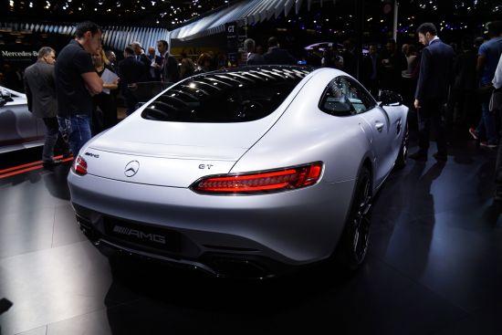 Mercedes-AMG GT Paris