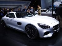 Mercedes-AMG GT Paris 2014