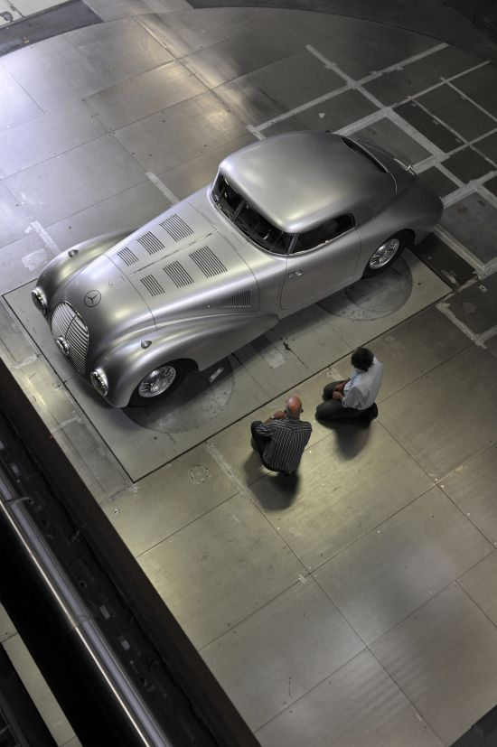 Mercedes-Benz 540 K Streamliner